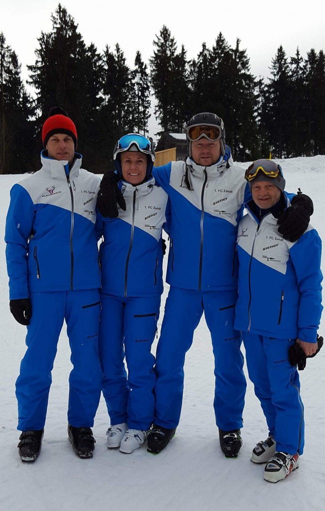 Ski Abteilungsleiter 2018